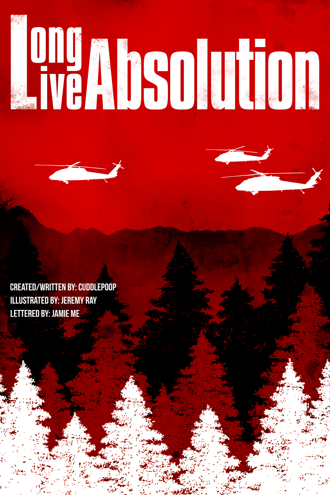Long Live Absolution – Chapter 0 – Cover