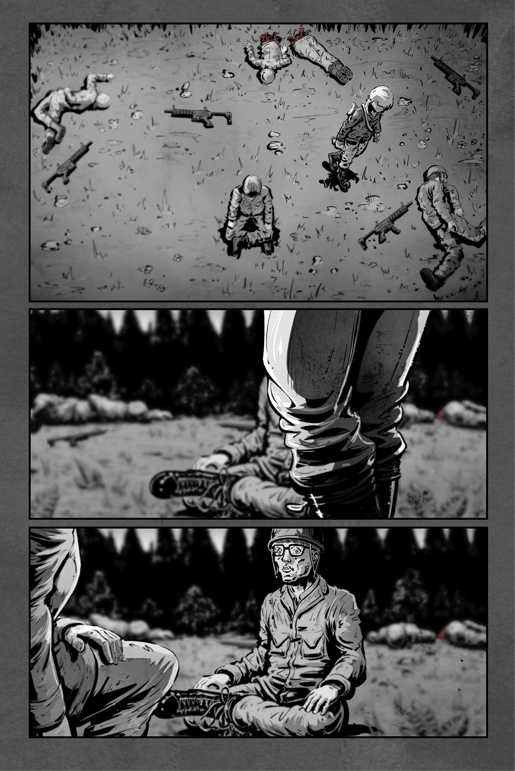 Long Live Absolution – Chapter 0 – Page 22