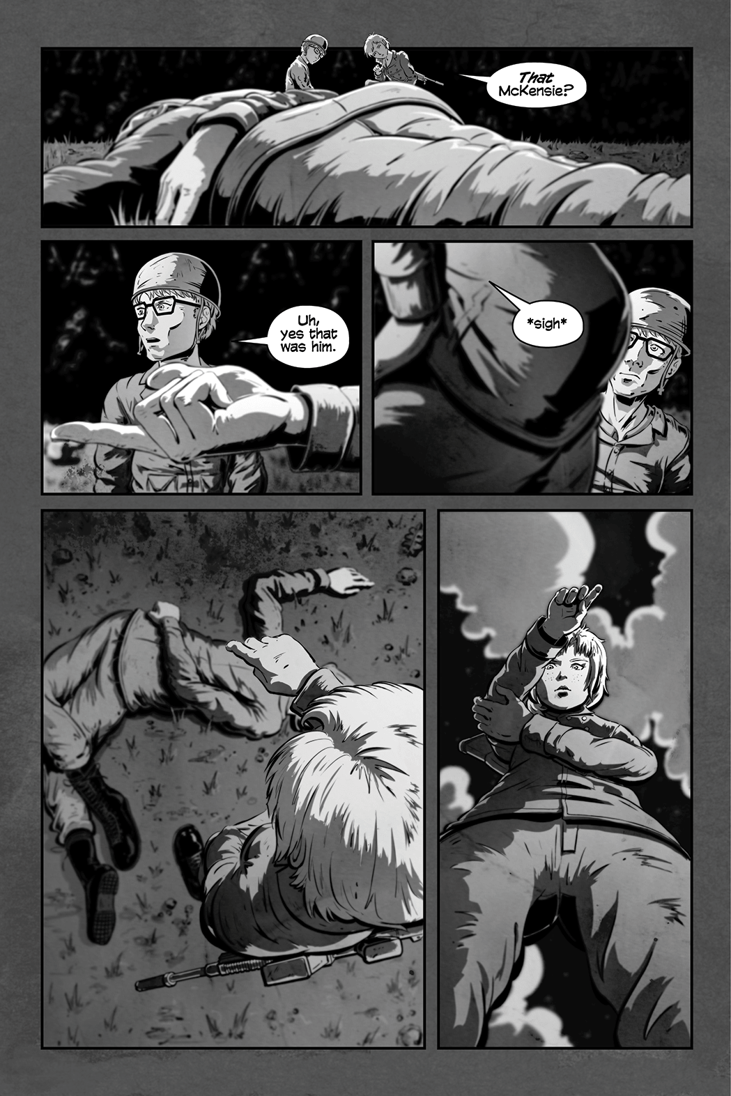 Long Live Absolution – Chapter 0 – Page 25