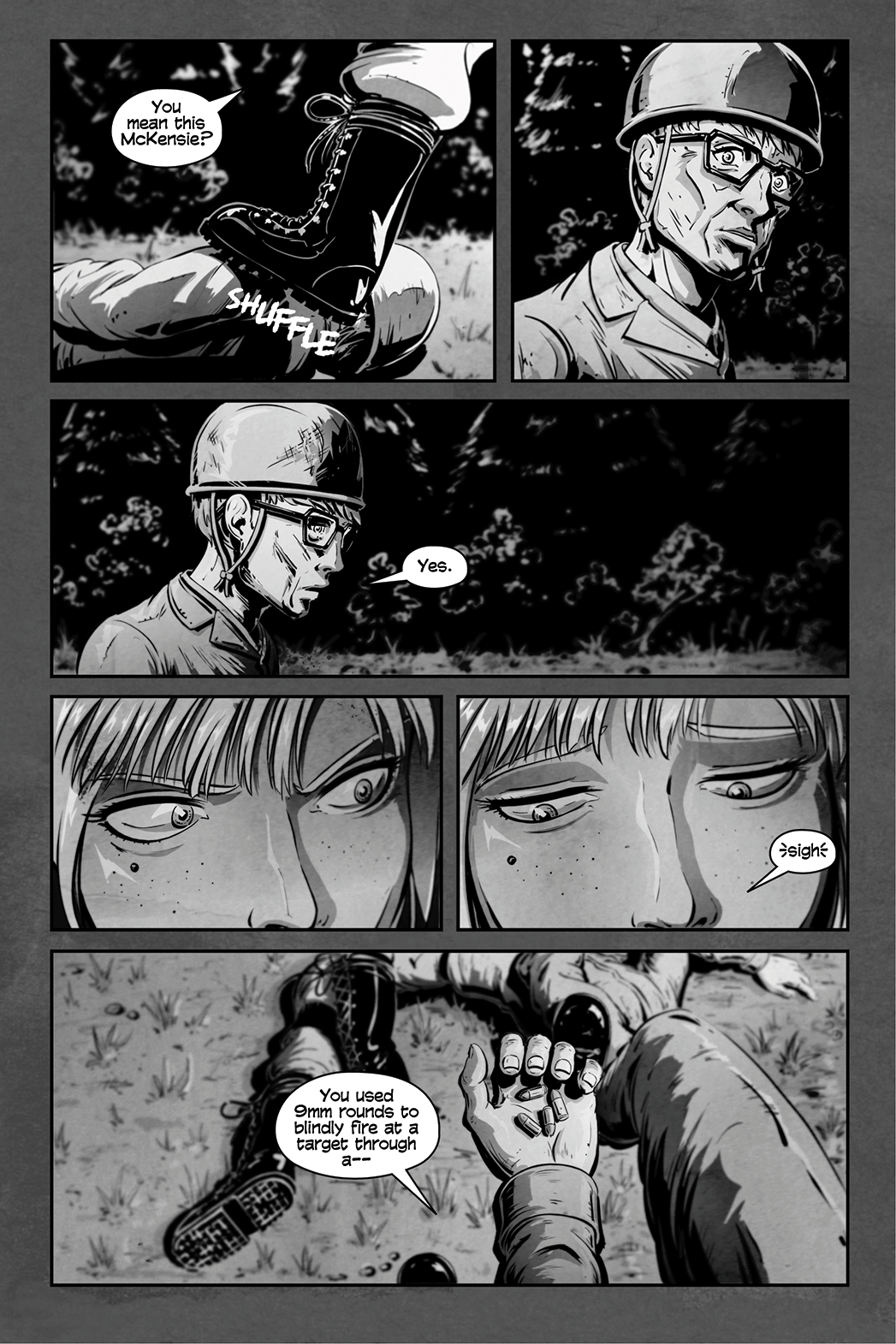 Long Live Absolution – Chapter 0 – Page 27
