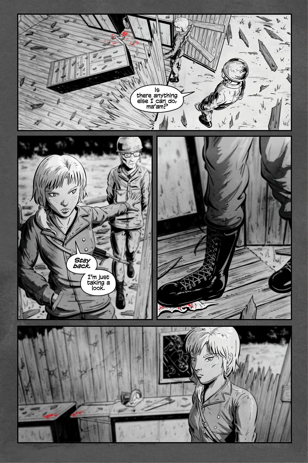 Long Live Absolution – Chapter 0 – Page 30
