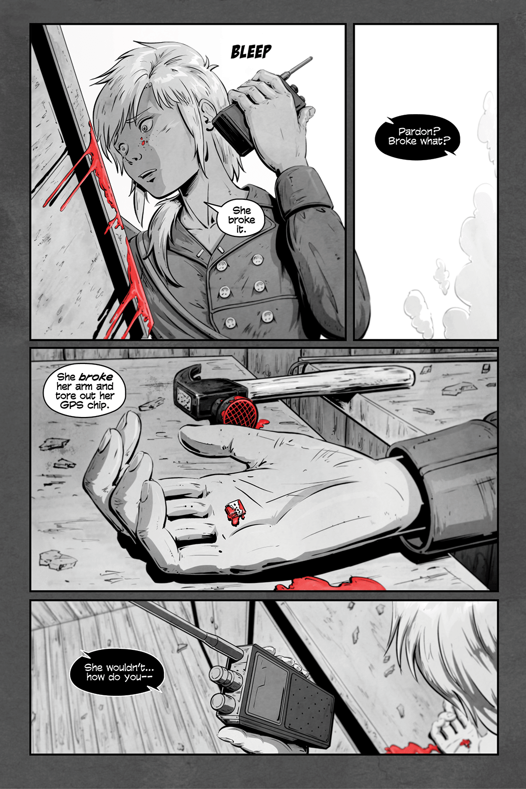 Long Live Absolution – Chapter 0 – Page 42