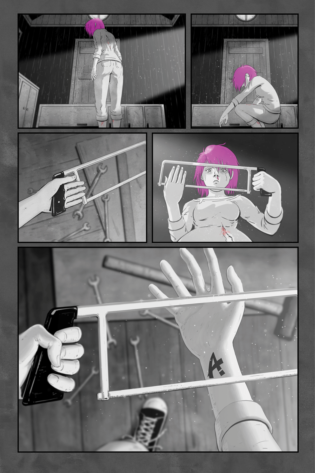 Long Live Absolution – Chapter 0 – Page 5