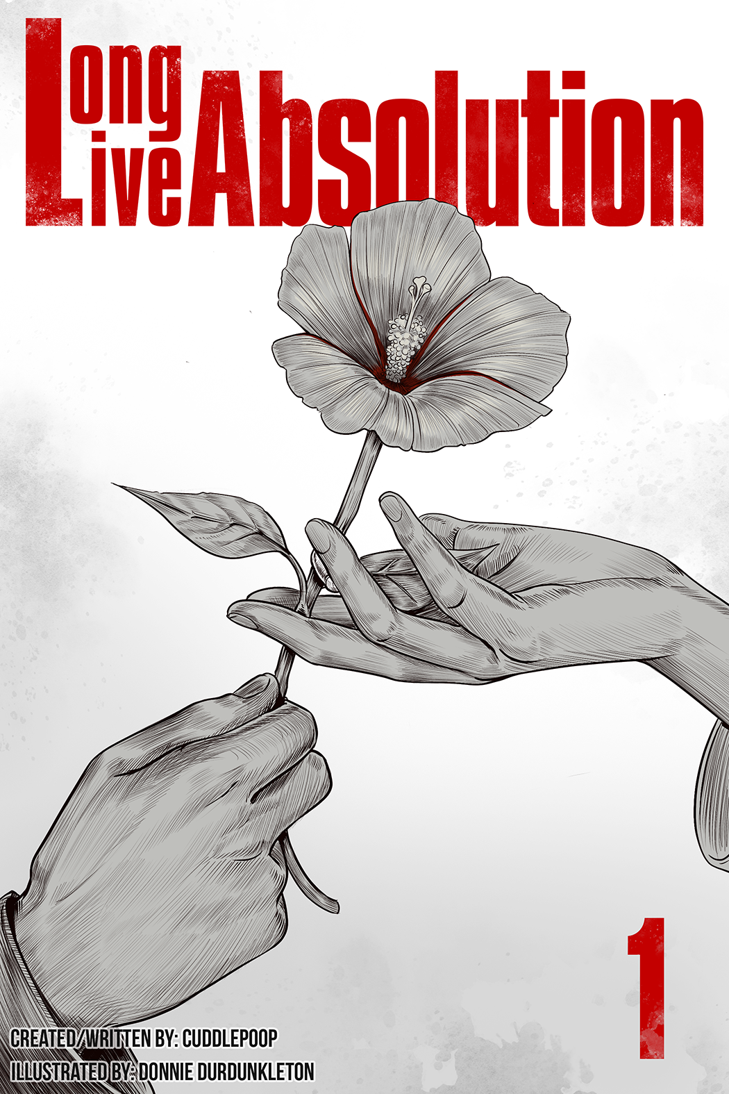 Long Live Absolution – Chapter 1 – Cover